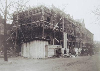 Bau des Becker+Bernhard-Werks I