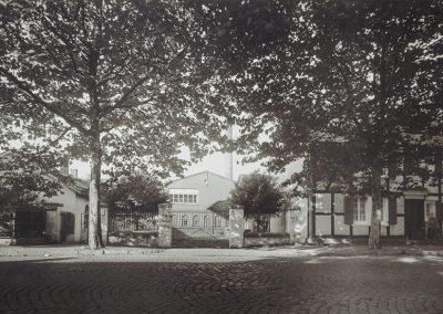 Das Becker+Bernhard-Werk II an der Kölner Straße.