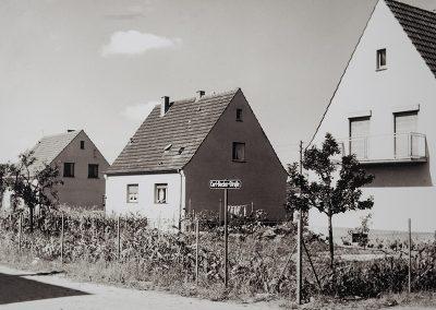 Werkswohnungen Becker+Bernhard
